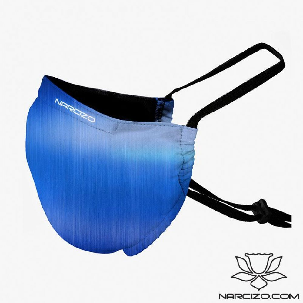 Narcizo Backstage Mask Blue