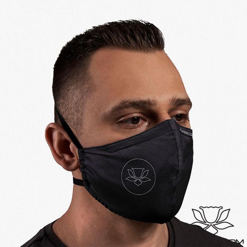 Narcizo Backstage Mask Carbon Black